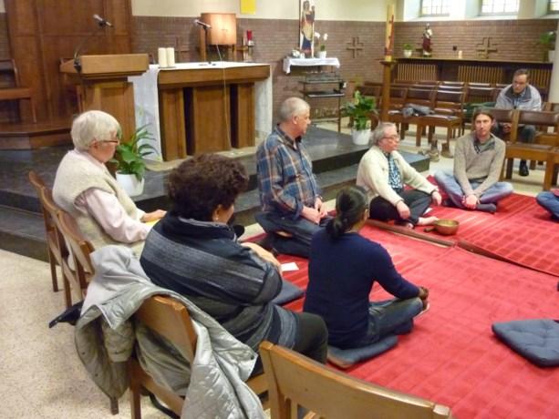 Open Gebedshuizendag sluit af met stiltemeditatie