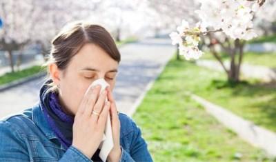 Opgepast: code rood voor pollen