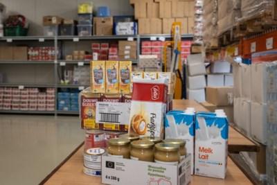 Limburgse voedselbanken hebben nog steeds tekort aan basisproducten