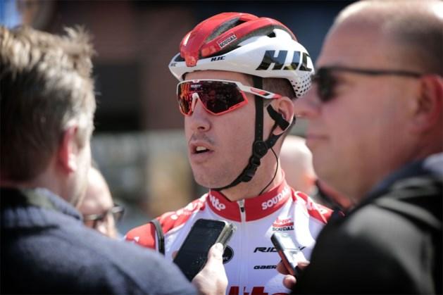 Pech blijft Jelle Wallays achtervolgen: renner Lotto-Soudal kan niet starten in tweede rit Vierdaagse van Duinkerke