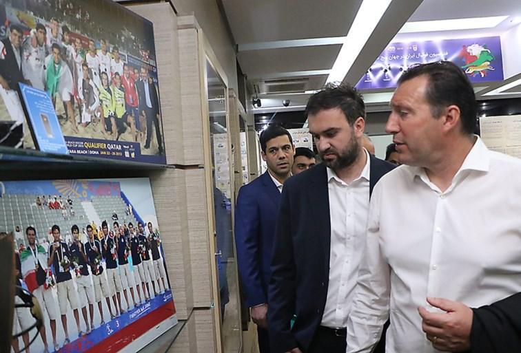 Iraanse bondsvoorzitter bevestigt aanstelling van Marc Wilmots
