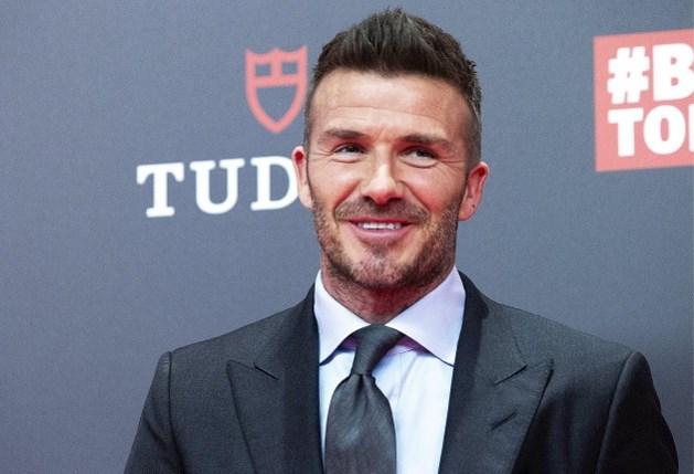 Heeft ook David Beckham plannen om modehuis op te richten?