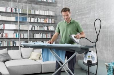 Eindelijk: steeds meer mannen doen de was en de strijk