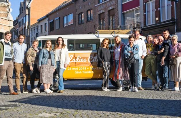 Ladies City Day brengt vleugje Ibiza naar Sint-Truiden