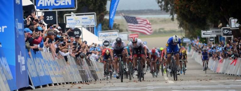 Fabio Jakobsen scoort in Ronde van Californië, Jasper Philipsen eindigt tweede