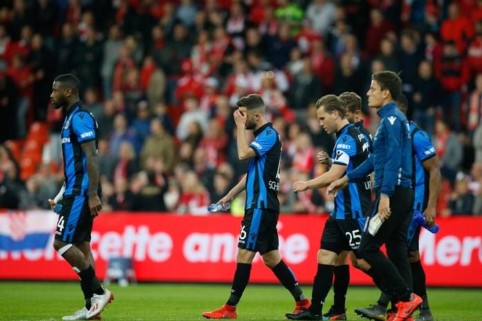 Tienkoppig Standard klopt onherkenbaar Club Brugge