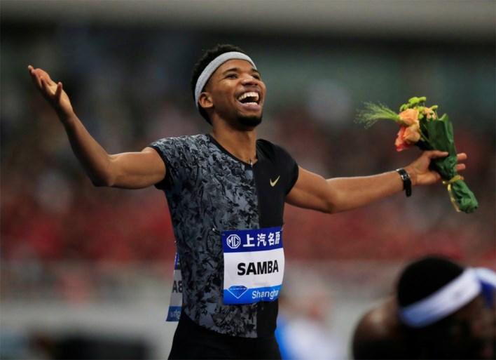 Lyles pijlsnel op 100m, Samba klopt Benjamin in titanenduel op 400m horden