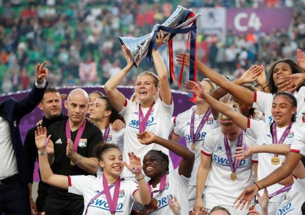 Gouden Bal Ada Hegerberg schenkt Lyon vierde opeenvolgende Champions League-zege bij de vrouwen