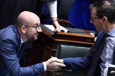 """CD&V en MR willen motor van nieuwe regering vormen: """"Vijf jaar geleden deelden we een toekomstvisie, nu nog steeds"""""""