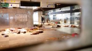 Geen transmigranten meer in Brussel-Noord