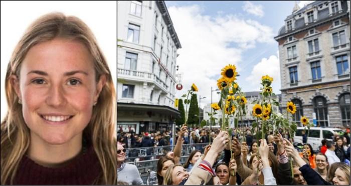 Veel volk verwacht op uitvaart Julie Van Espen