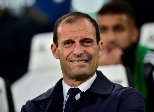 """Allegri geeft uitleg over ontslag bij Juventus: """"Club was van oordeel dat ik beter niet langer trainer ben"""""""