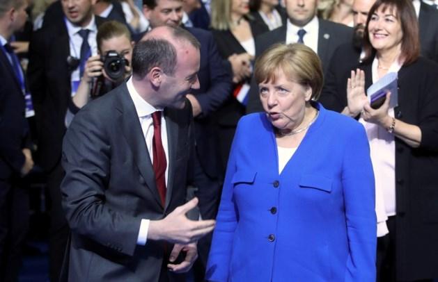 """Merkel: """"Nationalisme is vijand van het Europese project"""""""