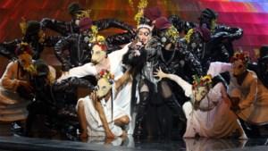 """Madonna krijgt bakken kritiek na spectaculaire show op Eurovisiesongfestival: """"Wat een afgang"""""""