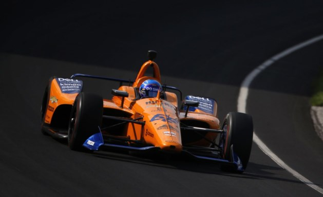 Dramatische kwalificatie Fernando Alonso voor Indy 500