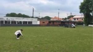 Grote boodschap op voetbalveld in Zonhoven verhit gemoederen