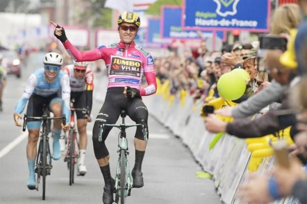 Mike Teunissen triomfeert ook in slotrit Vierdaagse van Duinkerke en is eindwinnaar