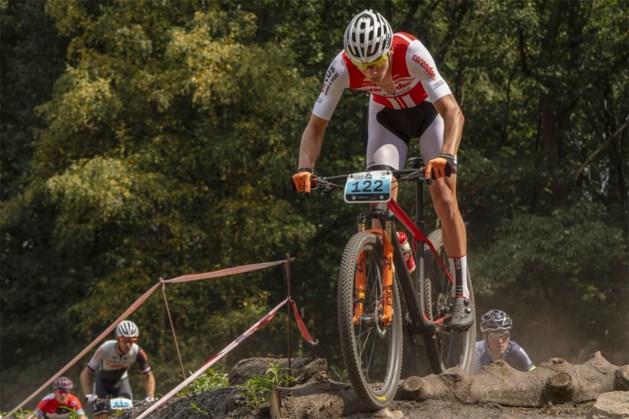 Mathieu van der Poel herbegint donderdag in de Belgian Mountainbike Challenge