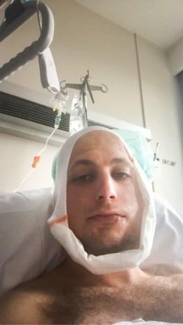 """Leuvenaar breekt kaak tijdens kampioenennacht in Genk: """"Geslagen toen ik taxi belde"""""""
