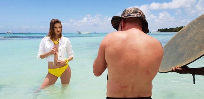 """Lommelse (17) poseert op stranden in Dominicaanse Republiek: """"Het begon als een grap"""""""