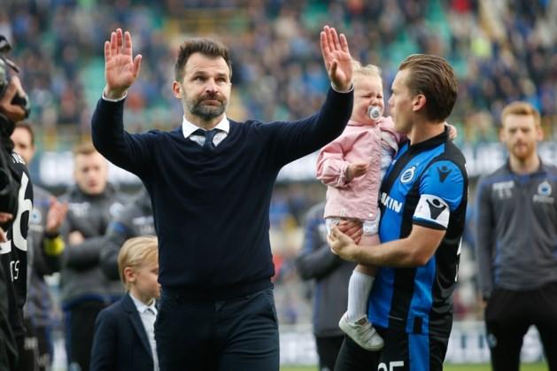 Club Brugge bevestigt vertrek van Ivan Leko