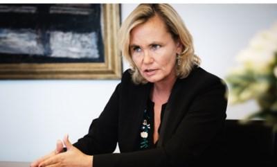 """Bruine rat jaagt minister Homans de stuipen op het lijf: """"Politie kwam met vier combi's"""""""