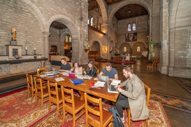 Sint-Martenkerk vanaf 27 mei studieruimte voor Truiense jongeren in de blok