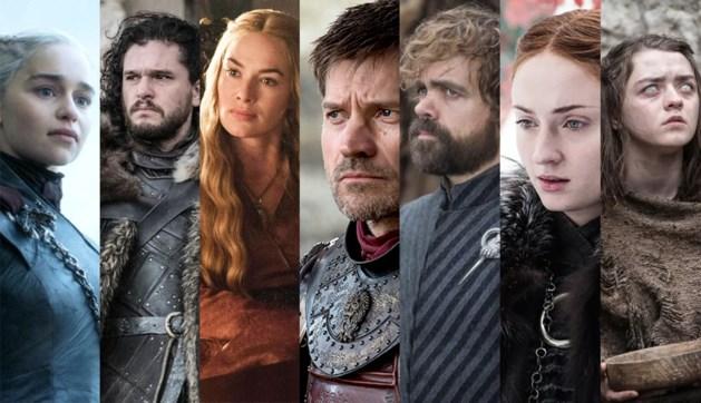 Lonen van 'Game of Thrones'-sterren bekendgemaakt: wie verdiende wat?