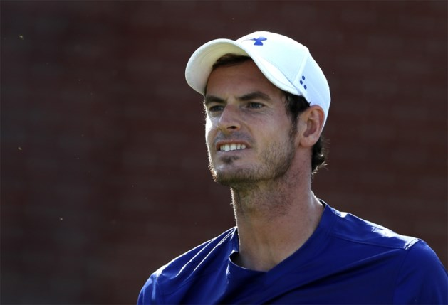 Andy Murray leeft op hoop en mikt op rentree in het dubbelspel op Wimbledon