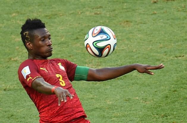 Asamoah Gyan doet dan toch mee op Afrika Cup na smeekbede van de president