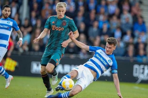 Nederlandse eerste klasse sleutelt sneller aan competitieformat: komend seizoen al twee rechtstreekse degradanten
