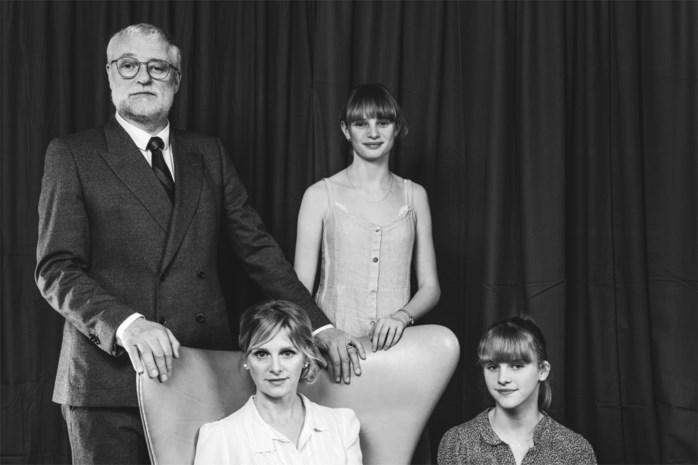 An Miller en Filip Peeters spelen gezinsdrama met eigen dochters