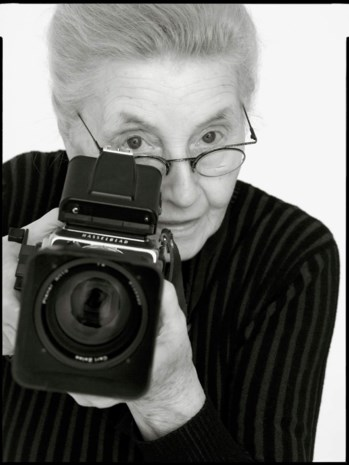 Topfotografe Fernande Kuypers overleden