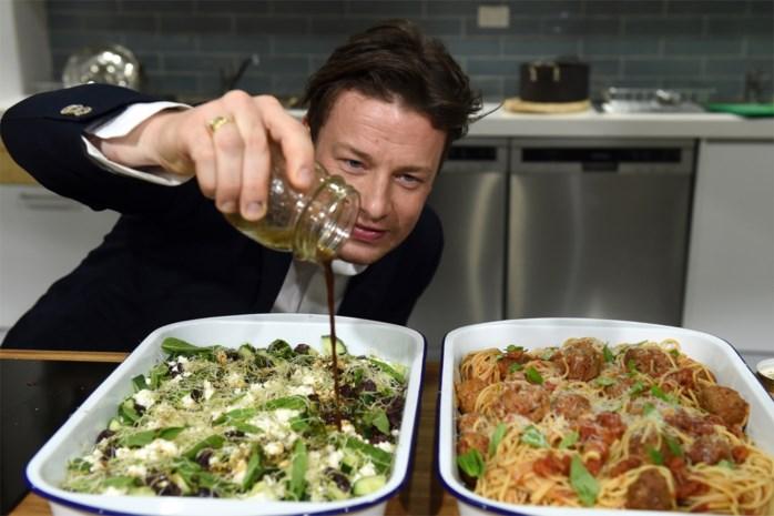 Hoe het imperium van naked chef Jamie Oliver stilaan afbrokkelt