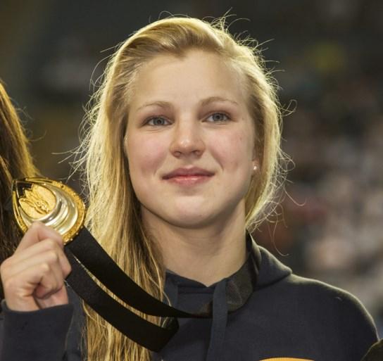 """Olympische zwemkampioene Meilutyte zet op amper 22-jarige leeftijd punt achter carrière: """"Ik wil eenvoudig leven"""""""