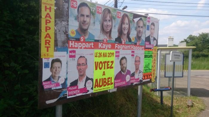 Luiksgezinden in Voeren maken meeste propaganda voor verkiezingen