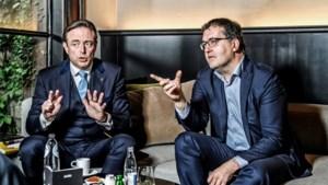 """Woordvoerder Bart De Wever over Wouter Van Besien (Groen): """"Liegen is niet netjes"""""""