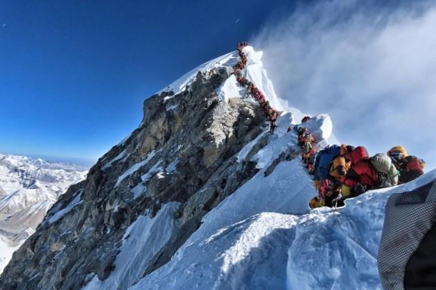 File op de Mount Everest: zeven doden