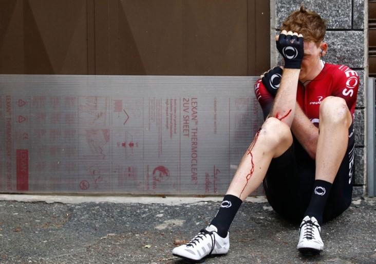 Eerste bergaankomst gooit de Giro weer open: ritwinst Zakarin, Landa neemt tijd terug en Polanc blijft leider