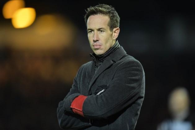 KV Kortrijk verliest Chris O'Loughlin aan Union, waar hij nieuw sportief directeur wordt
