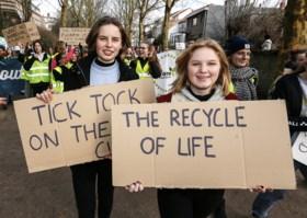 Vandaag laatste klimaatbetoging in Brussel