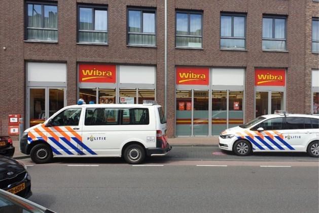 Gewapende overval op Wibra in Landgraaf: dader op scooter gevlucht