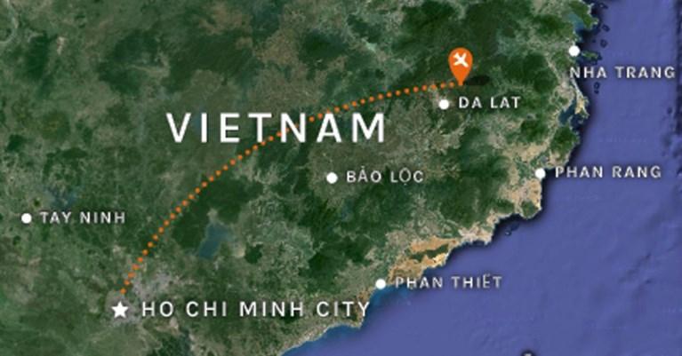 Nederlandse overleefde als enige vliegtuigcrash en moest acht dagen overleven in Vietnamese jungle