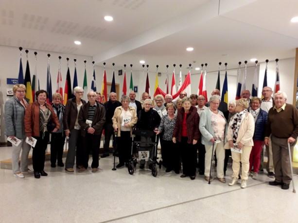 Okra Grote-Heide bezoekt Europees Parlement in Brussel