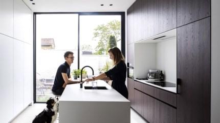 Architectenkoppel knapt authentiek Hasselts burgerhuis op, maar dan anders