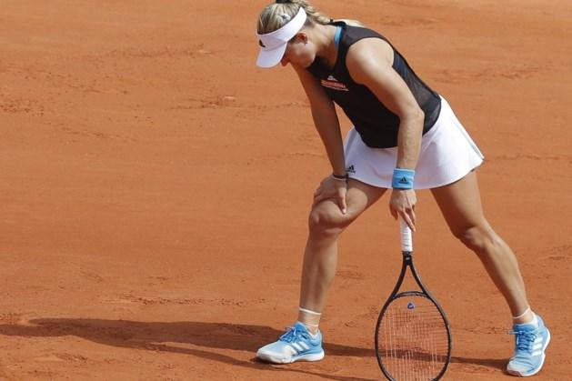 Roland Garros: Kerber en Venus Williams onderuit in eerste ronde, geen verrassingen bij mannen