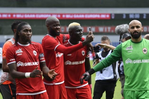 Antwerp-spelers Lamkel Zé en Sinan Bolat blij met kwalificatie maar spelen ze volgend jaar nog voor Antwerp