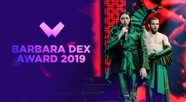 Portugal wint prijs die niemand op Eurosongfestival wil krijgen