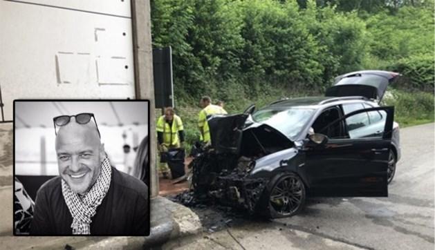 Organisator Boekenbeurs (50) sterft na crash met Porsche tegen wand van Craeybeckxtunnel