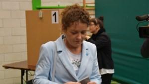 """Lydia Peeters (Open Vld): """"Geen groene tsunami, maar die van Vlaams Belang"""""""